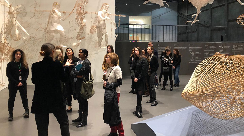 Cece Karz Art Tours Gallery